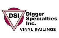 Digger Specialties Inc. – Vinyl Railing